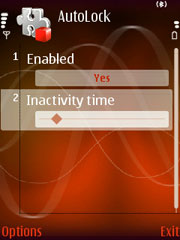 Symbian AutoLock v1.1 freeware