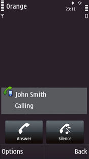 Symbian ByeByeCaller freeware