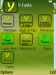 Symbian Y-Tasks v0.50 freeware