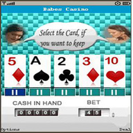 Symbian Babes Casino freeware