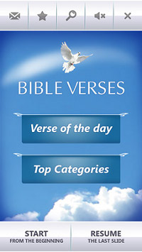 Symbian XIM Bible Verses freeware