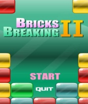 Bricks Breaking Game