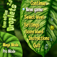Symbian Droplets Free freeware