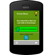 Symbian Green Ideas freeware