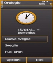 Symbian Grey Orange Theme freeware