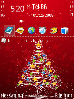 Merry Christmas Theme