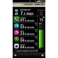 Nokia Battery Monitor 3.0