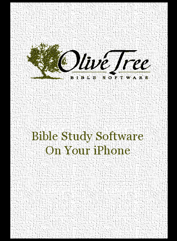 Symbian Olive Tree Bible freeware