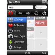 Opera Mini Web Browser 6.0
