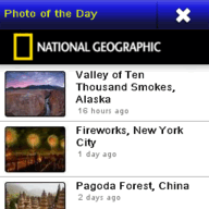 Symbian Photo of the Day freeware