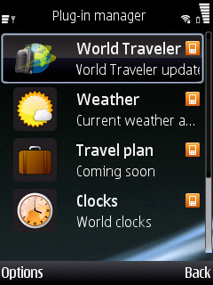 Symbian Psiloc World Traveler v1.05.4 Symbian 5th and 3rd Edition freeware