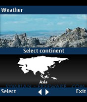Symbian World Traveller v1.05 freeware