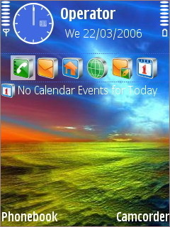 Symbian Skylights freeware