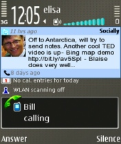 Symbian Socially  freeware