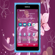 Symbian Sweet Flowers freeware