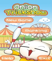 Symbian Onion Trickshow Game freeware