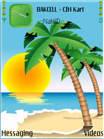 Symbian Warm Sand Theme freeware