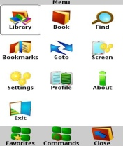 Symbian ZXReader freeware