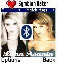 (Distributor Package) Symbian Dater  (N-Gage/7650/7610/3650/3660/6600/SX1/Sendo-X)