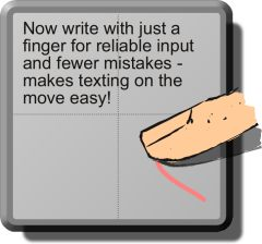 Symbian AZpen Text Input for SymbianUIQ (free shareware version) freeware