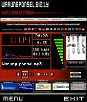 Website Warung Ponsel, UltraMp3 Skins (FREE)