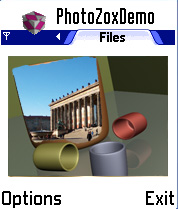 FREE PhotoZox 3D Art Frames - July 2005 bundle 3 plug-in
