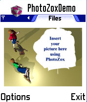 FREE PhotoZox 3D Art Frames - August 2005 bundle 1 plug-in