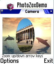 FREE PhotoZox 3D Art Frames - August 2005 bundle 2 plug-in