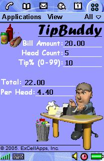 TipBuddy (Sony P800/900 Series)